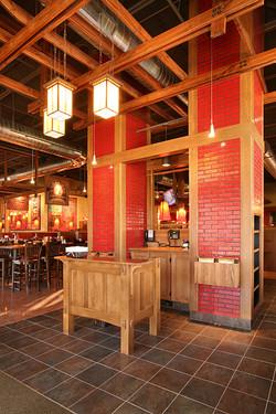 RockBottom Restaurant Entry