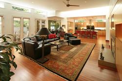 Contemporary Living Room, Denver