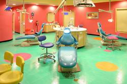 Pediatric Dentist's Operatory Room 1