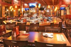RockBottom Restaurant, Bar Interior