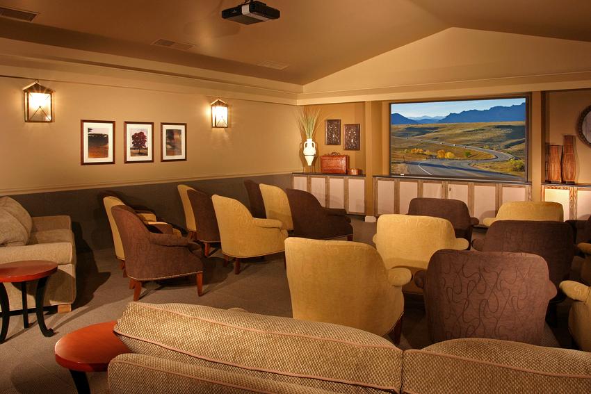Apartment Theatre Interior 1