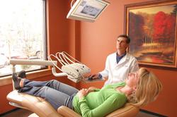 Dental Patient Exam Review