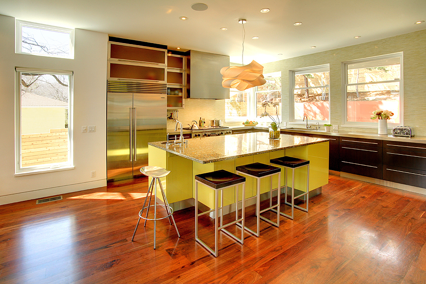 Contemporary Kitchen, Boulder