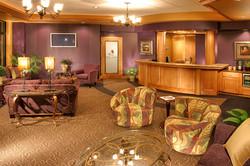 Dentist's Office Lobby Interior 1
