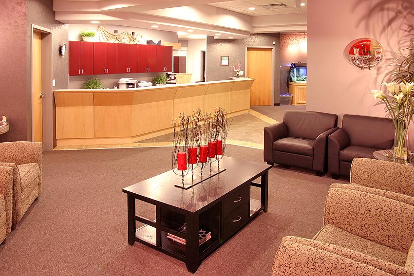 Reception Area Interior 2