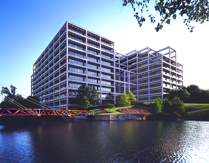 Corporate Office Building, Atlanta 1