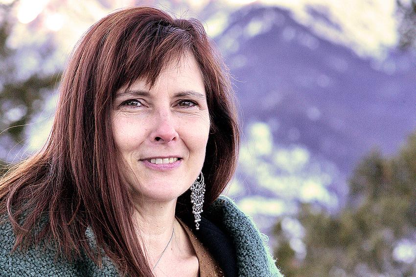 Environmental Portrait, Mtn Woman
