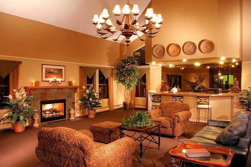 Apartment Clubhouse Interior 4