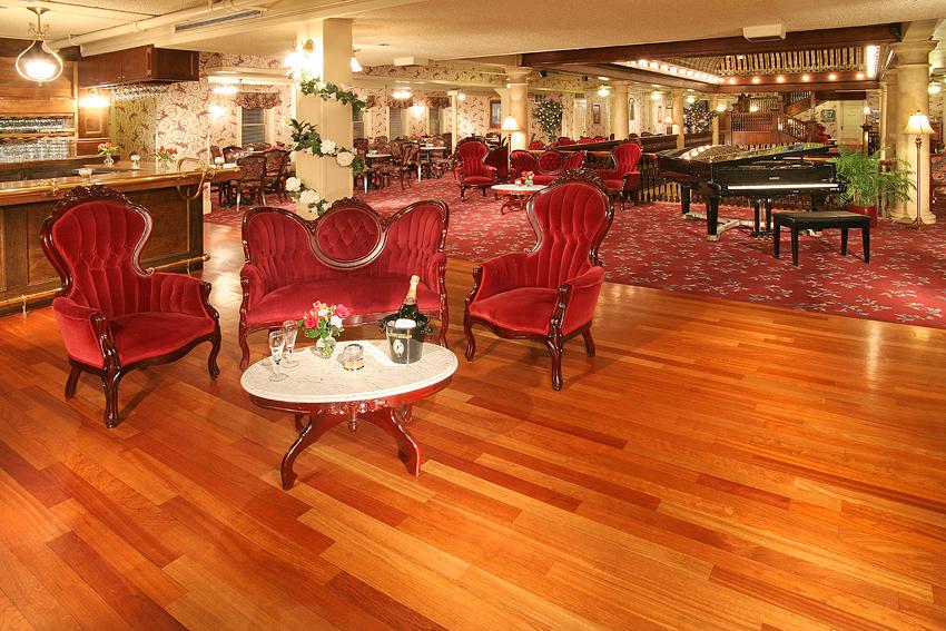 Victorian Hotel Mezzanine