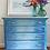 Thumbnail: Shades of Blue Bohemian Dresser
