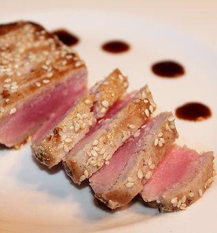 Ahi Tuna - Sashimi Pink 8-10 oz