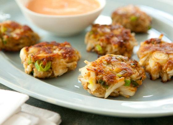 Two-Bite Crabcakes