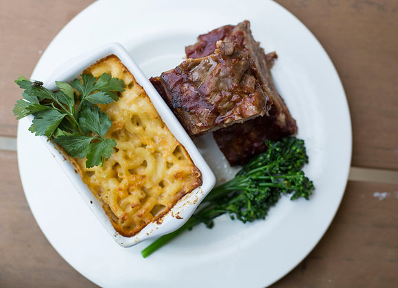Pork - Fully Cooked Back Ribs