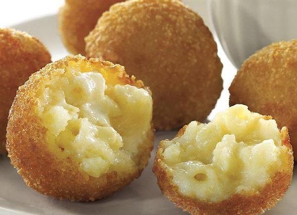 Macaroni and Cheese Fonduta Bite
