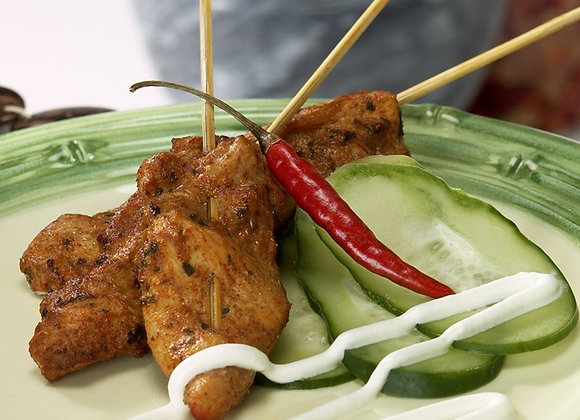 Tandoori Chicken Satay
