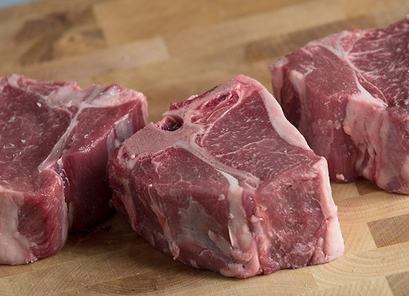 Lamb - Loin Chops 6 oz