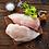 Thumbnail: 6 oz Chicken - Free range, Non_GMO boneless and skinless breasts 6 oz