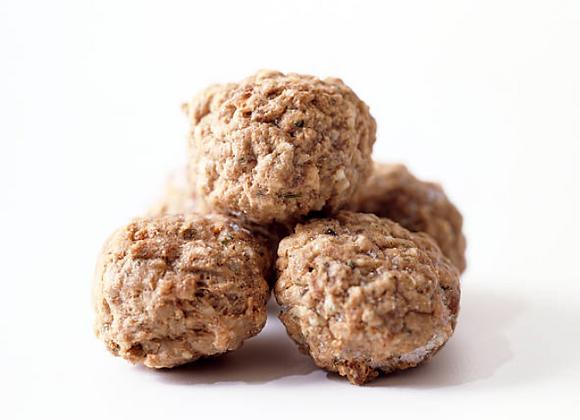 Gourmet Meatballs