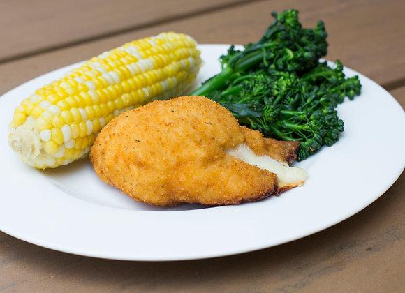 Chicken - Chicken Cordon Bleu 8 oz