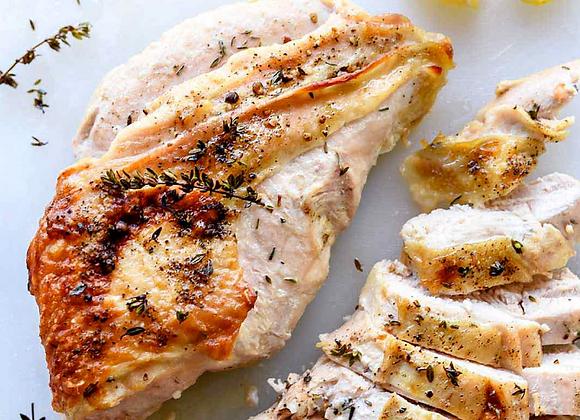Turkey - Skin-on Boneless Breast Roasts 4-5 lb