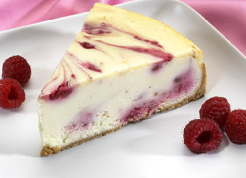 Cheesecake - Raspberry Swirl