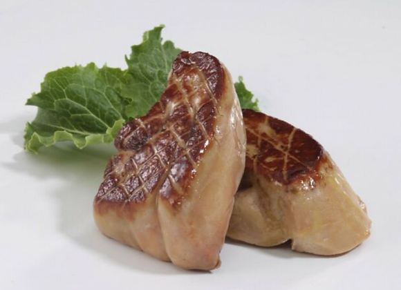LaBelle Farm's Foie Gras Sliced, 2 oz avg.