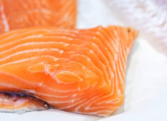 Salmon - Scottish 8 oz (10 per Order)