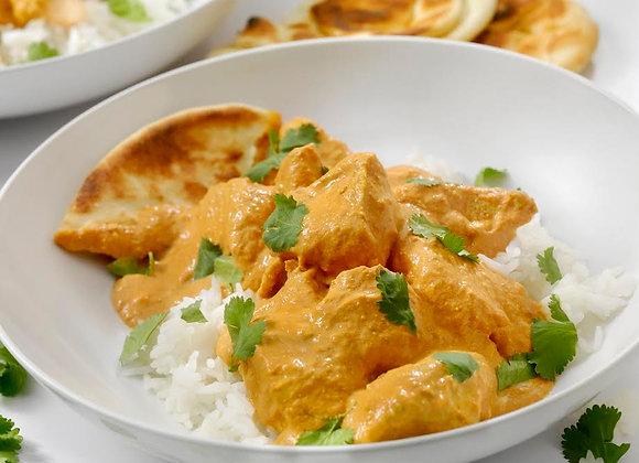 Indian Butter Chicken 4 Packs Per Order