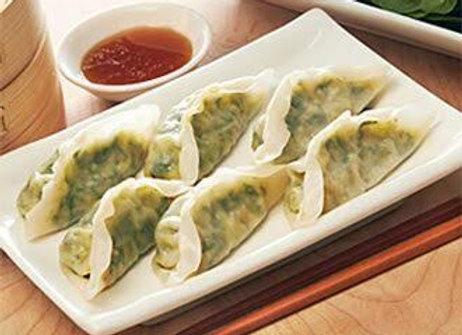 Kale & Veggie Dumplings 4 Per 16 oz Tray
