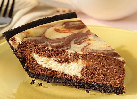 Cheesecake - Chocolate Swirl