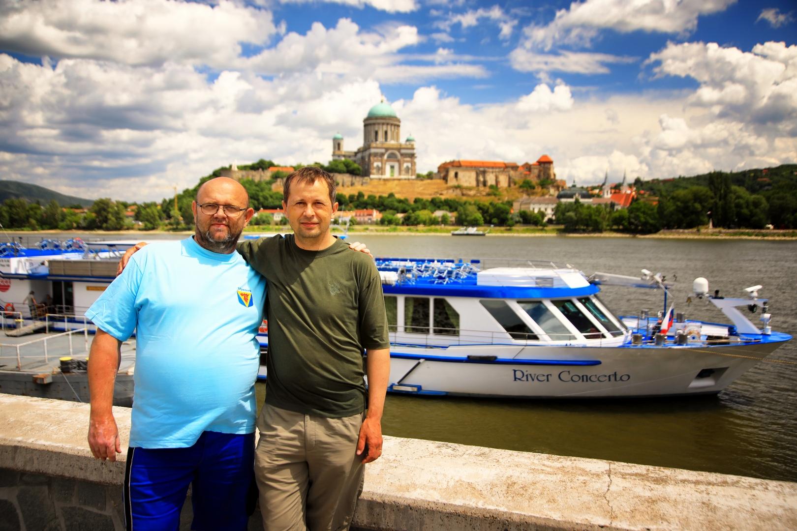 Štefan Perutek a Jaroslav Šubiak