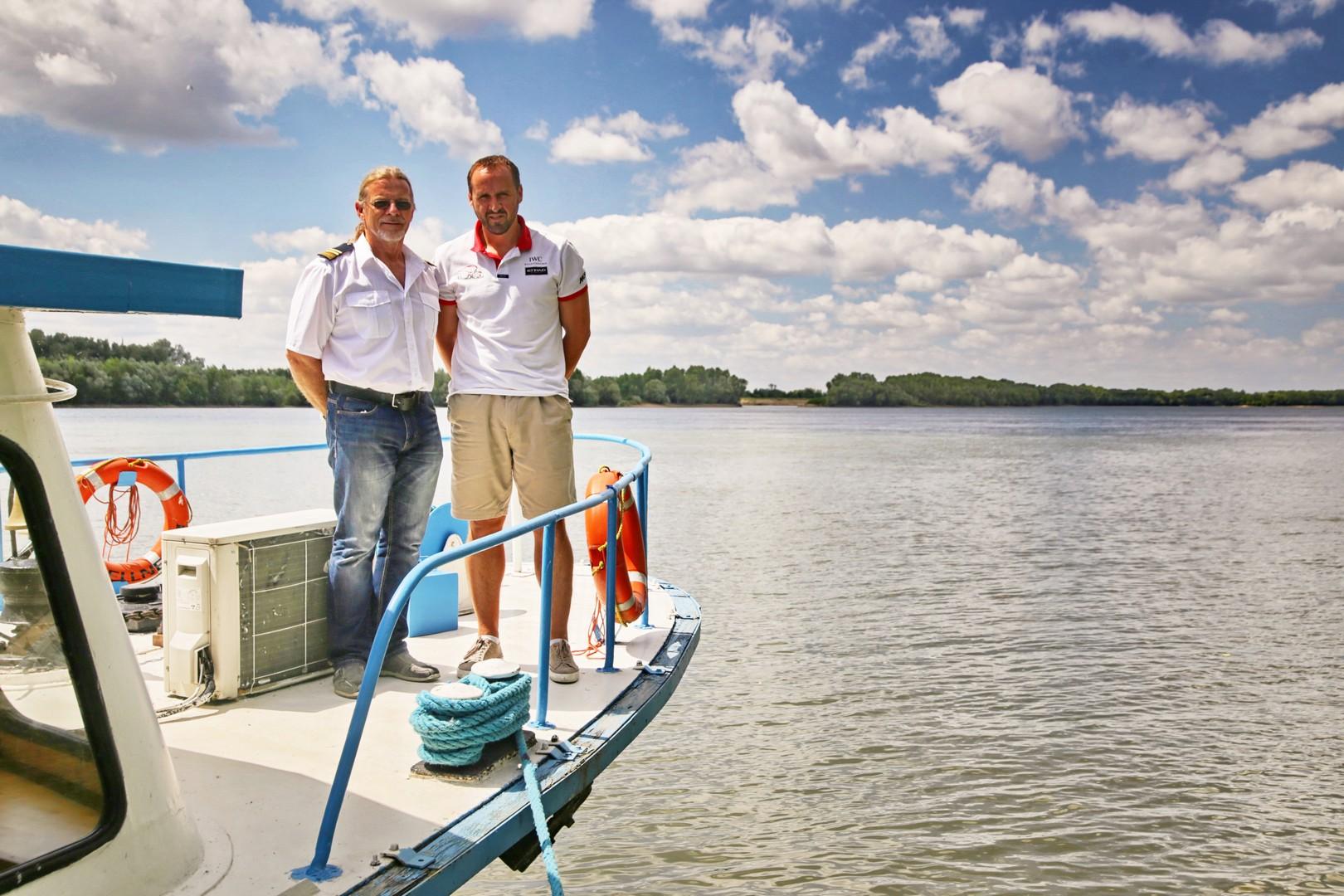 Igor Žiak a Peter Hudec