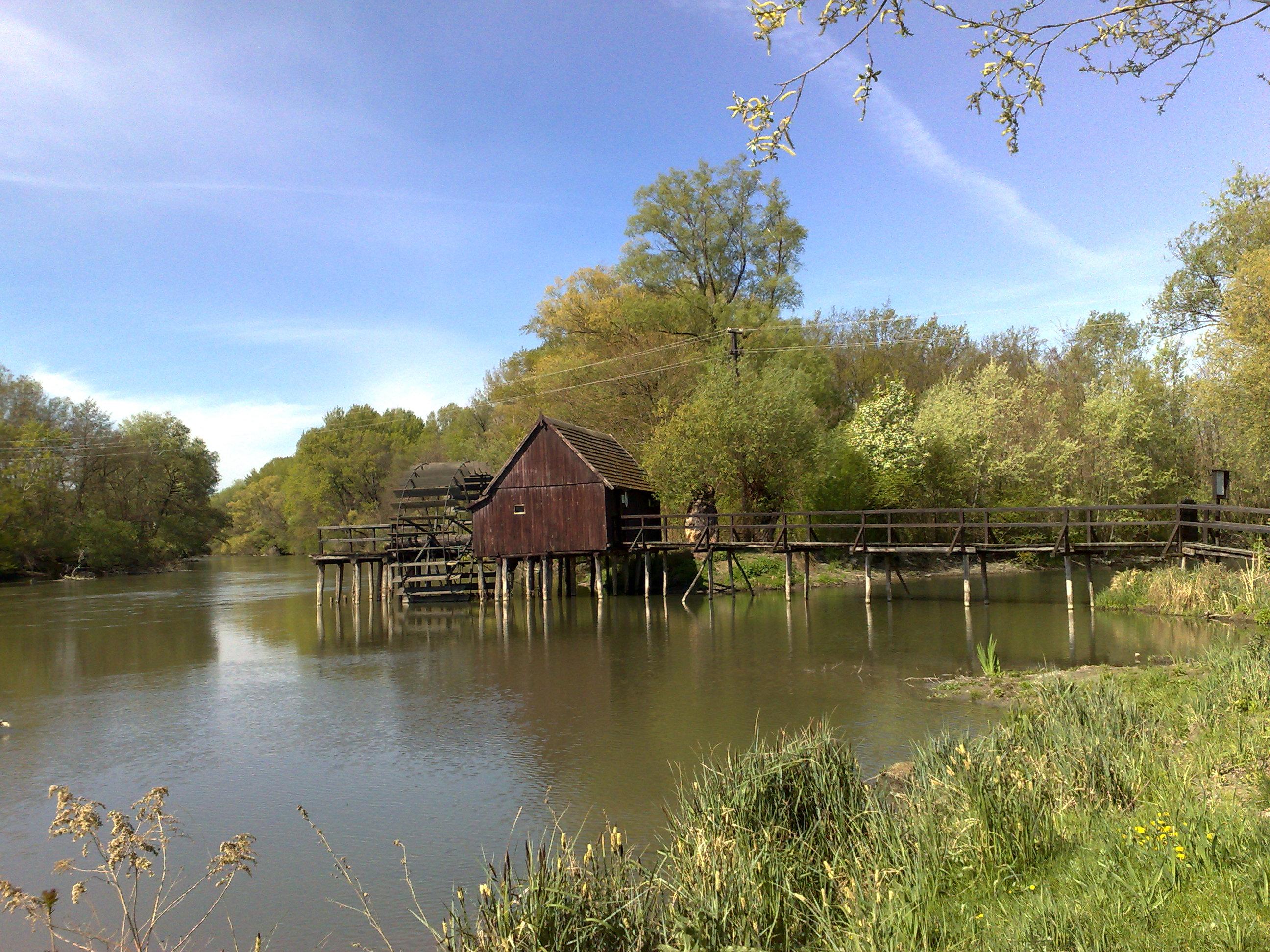 Po stopách vodných mlynov