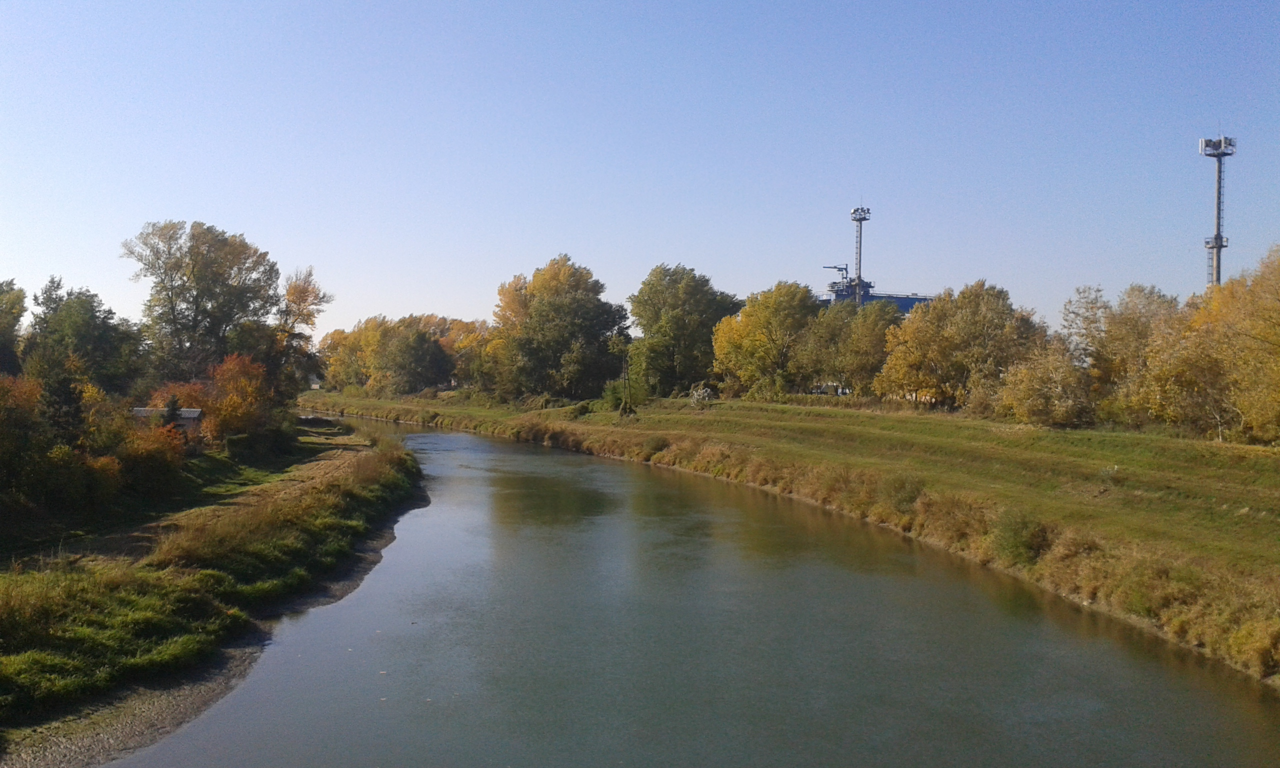 Prenášky lodí na Malom Dunaji
