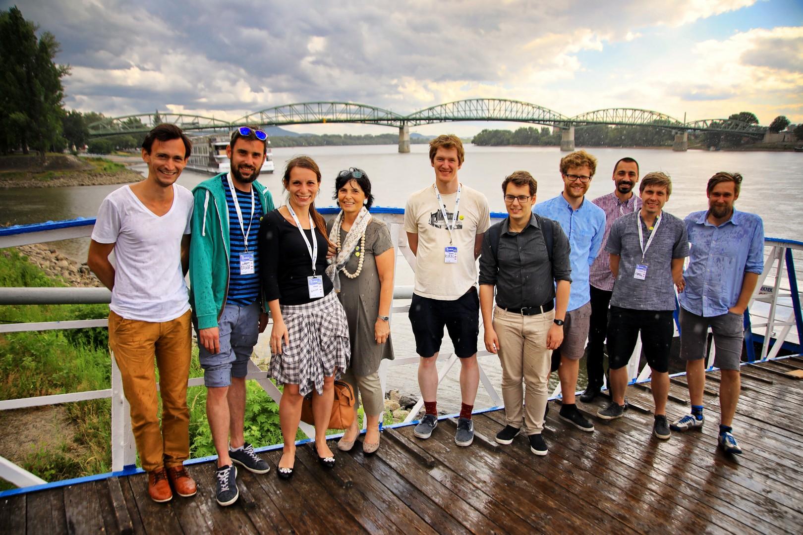 organizačný tím Kultúrne mosty