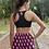 Thumbnail: INHOLLYWOODLAND Neon Flamingo Emoji Luxury Shorts Women's Short Shorts