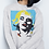 Thumbnail: Marilyn Aqua Days Unisex Fleece Pullover