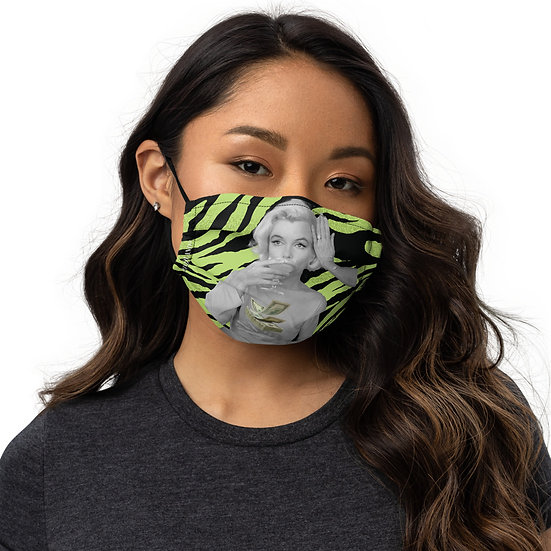 Marilyn Per Diem Premium Face Mask