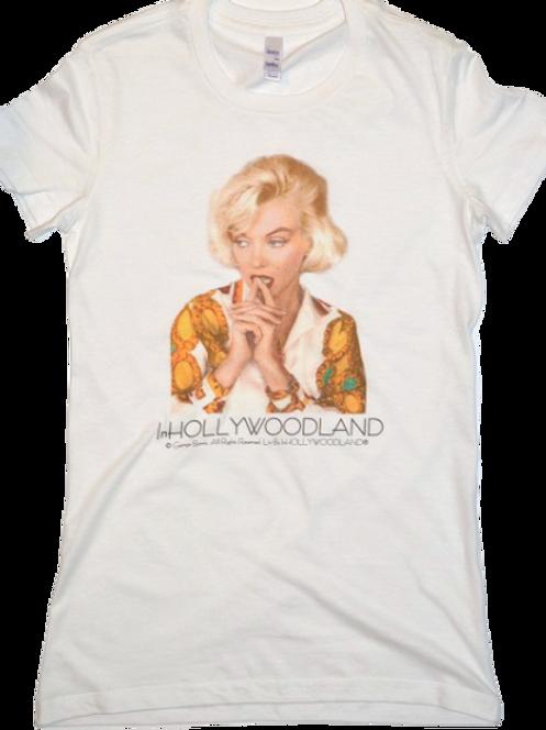 Marilyn Monroe In Pucci Ladies Tee