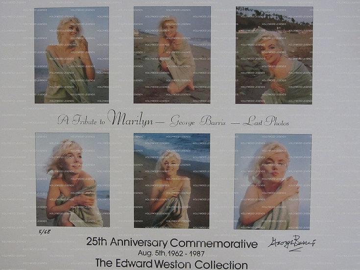 Marilyn Monroe Tribute 25th Anniversary