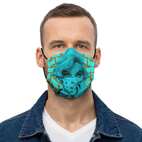 Marilyn Premium Bandana Face Mask