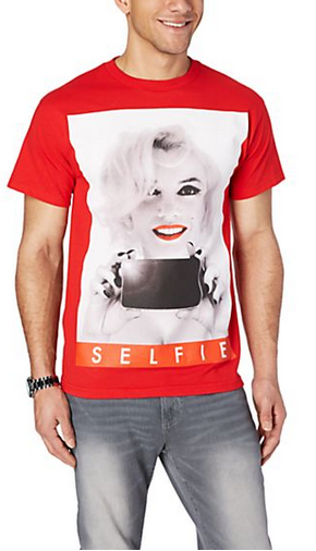Marilyn | Selfie By IHL