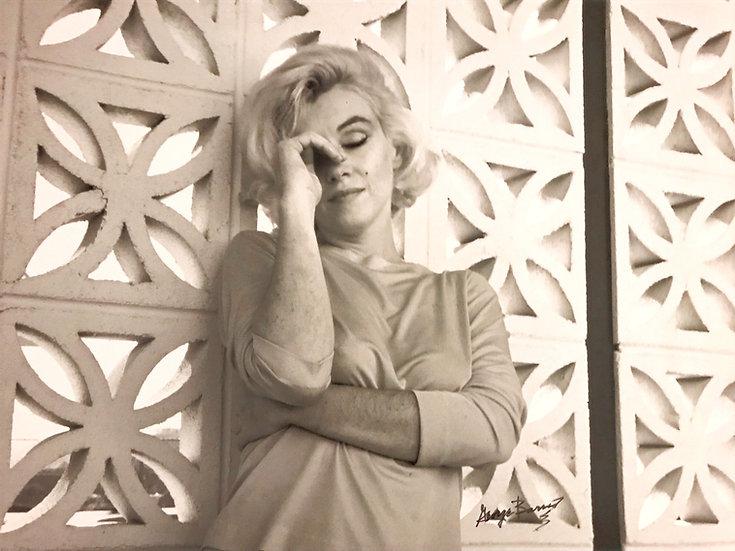 Marilyn Monroe Buzzing