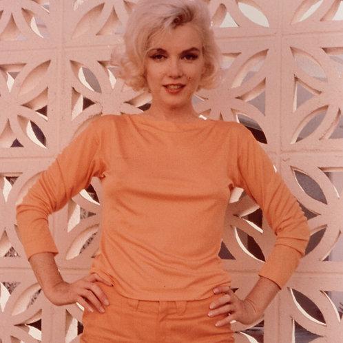 Marilyn Monroe In Pucci