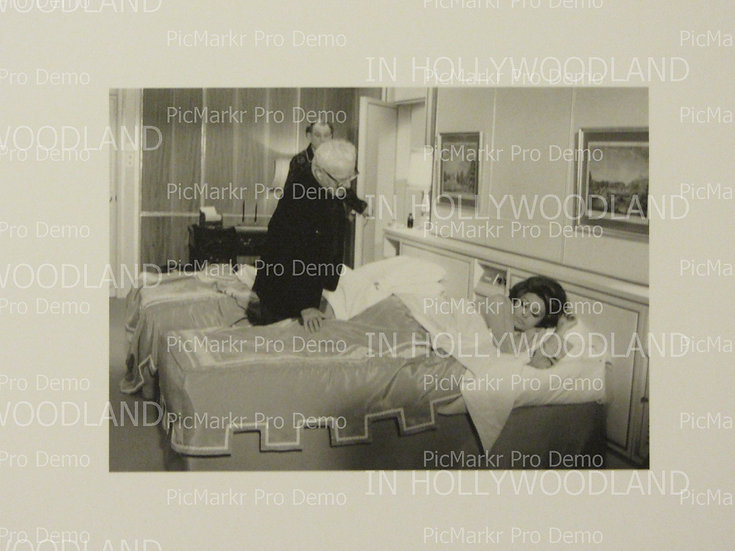Sofia Loren & Charlie Chaplin