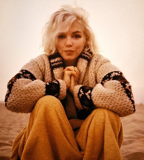 Marilyn Monroe's Last Photo