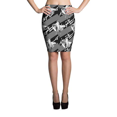 Marilyn Seven Year Itch Pencil Skirt