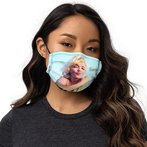 Marilyn XOXO Premium Face Mask