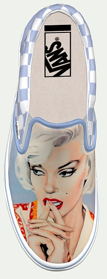 The Marilyn Monroe V's BY IHL