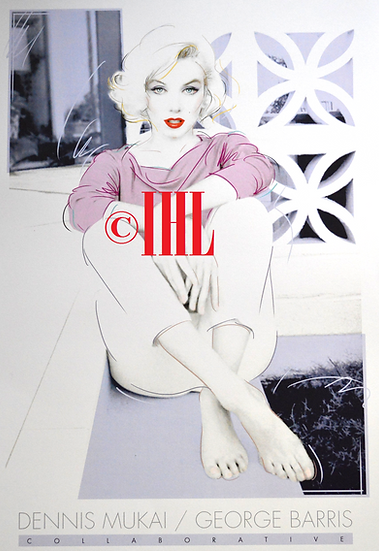 Marilyn Monroe | Reflect Unsigned Poster